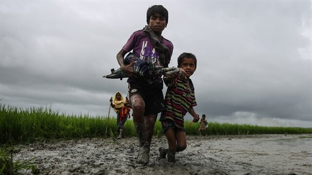 India sees threat from Rohingyas' terror links