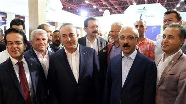 جاويش أوغلو: أمير قطر يزور تركيا الجمعة المقبل