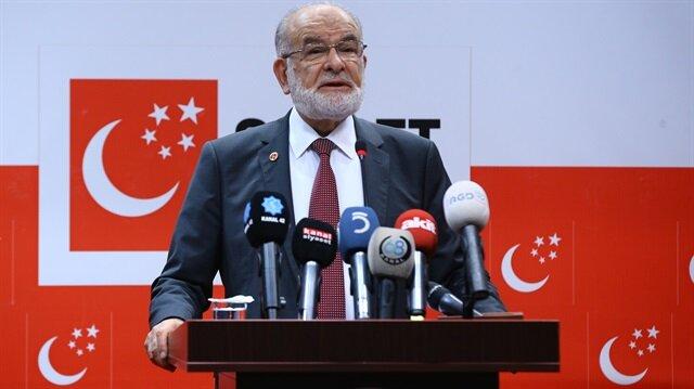 Saadet Partisi'nden dikkati çeken 'SİHA' çağrısı