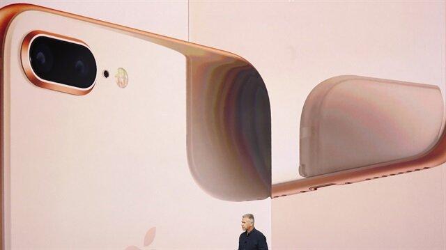iPhone 8 ve 10. yıla özel Iphone X tanıtıldı