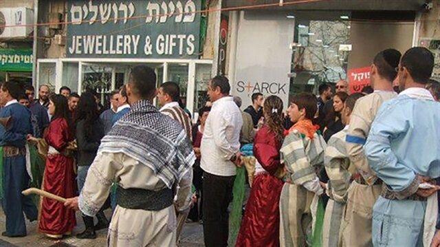 Kurdish Jews' Nawruz celebrations (Jerusalem, 2010)