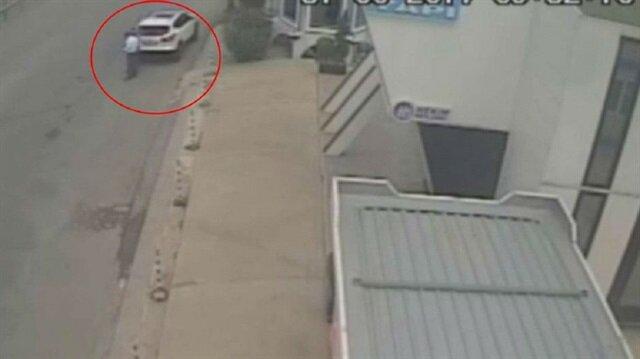Deneme bahanesiyle direksiyona geçen hırsızlar kayıplara karıştı.