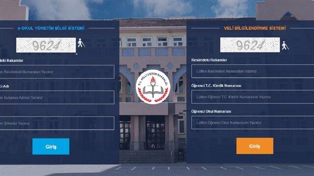 e-Okul VBS giriş, e-Okul ders programı öğrenme