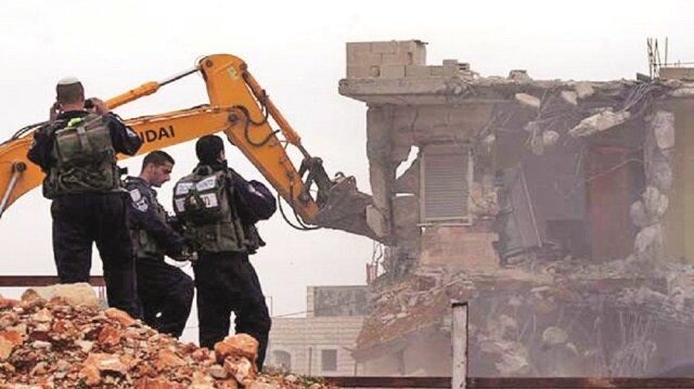 BM Filistin'de İsrail işgalinin fotoğrafını çekti