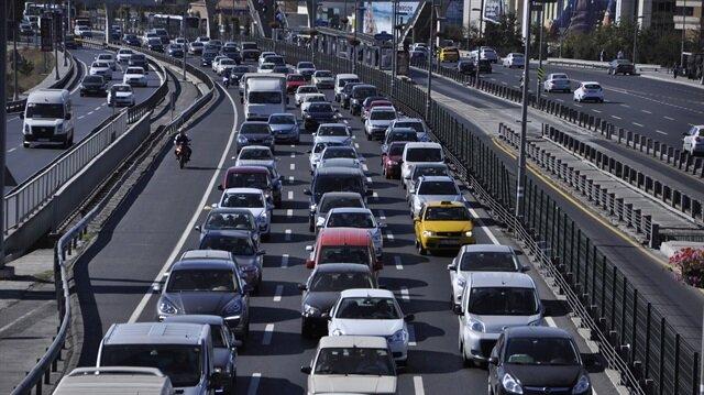 Okullar açılmaya başladı İstanbul'da trafik yüzde 30 arttı