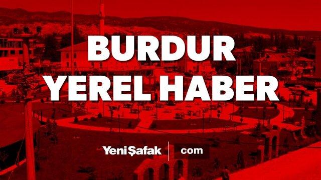 Burdur'da trafik kazası: 6 yaralı