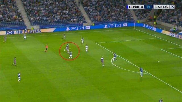 Porto 1-3 Beşiktaş (Maç Özeti)