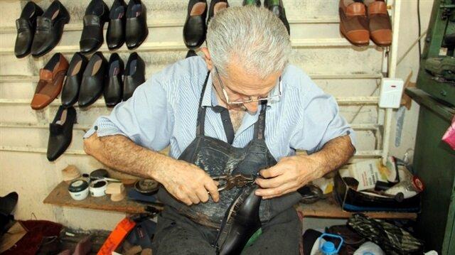 7'den 70'e tüm kesim hem ekonomik hem de rahatlık bakımından yumurta topuk ayakkabıyı tercih ediyor.
