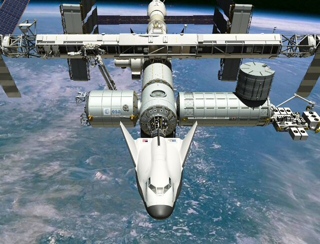 Yeni ekip Uluslararası Uzay İstasyonu'na ulaştı