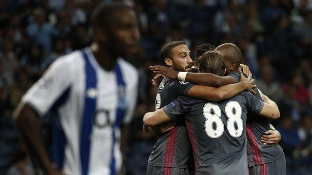Porto vs Beşiktaş: UEFA Champions League
