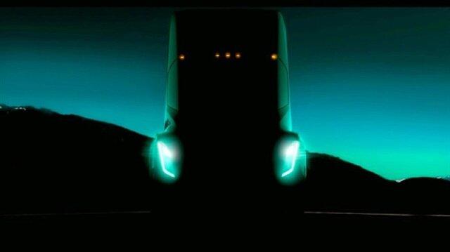 Tesla 26 Ekim'de elektrikli TIR'ı tanıtacak