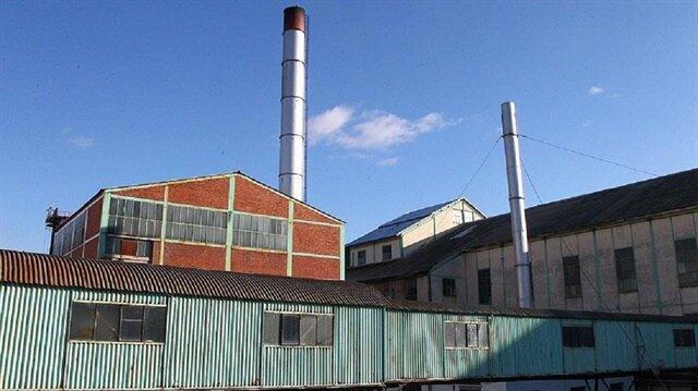 Alpullu Şeker Fabrikası yeniden üretime başladı.