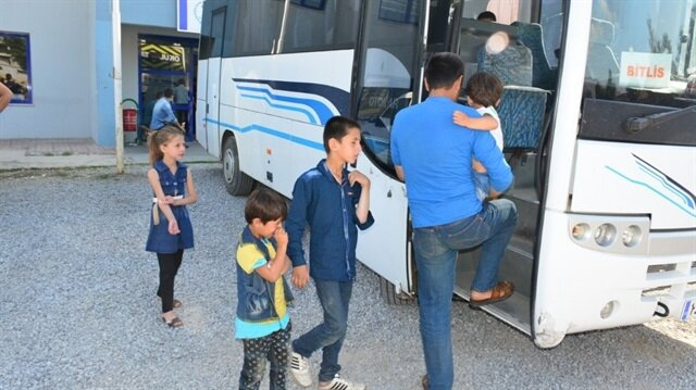 Tatvan'da 238 yabancı uyruklu yakalandı-Bitlis yerel haber