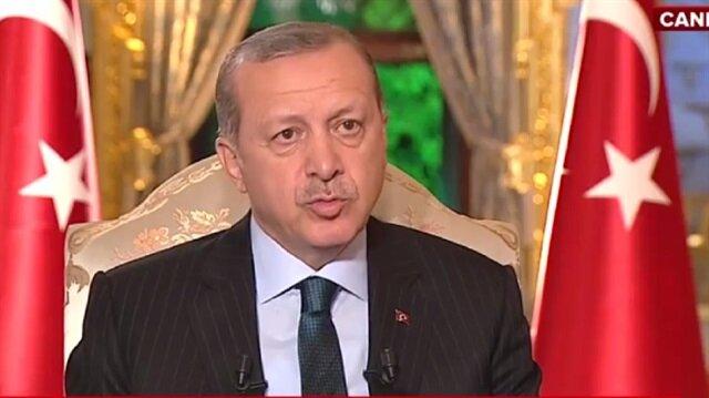 Erdoğan'dan TEOG açıklaması: İstemiyorum kaldırılması lazım