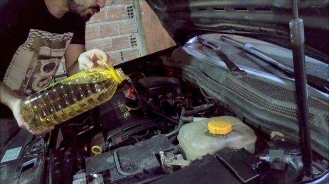 Motora çiçek yağı koyulup çalıştırılırsa ne olur?