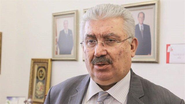 MHP Genel Başkan Yardımıcıs Edip Semih Yalçın