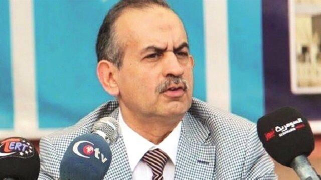 Irak Meclisi'nde milletvekili olan Hasan Turan