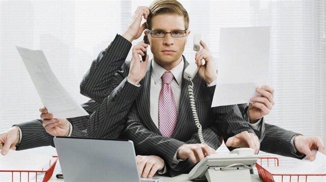 OECD verilerine göre, Türkiye'de çalışanların yüzde 44'e yakını haftada 50 saatten fazla çalışıyor.