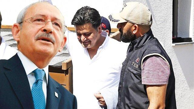 Kılıçdaroğlu'nun avukatı da FETÖ'den gözaltında