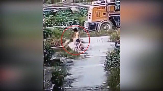 Üç çocuk birbiri ardına boğuldu!