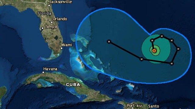 ABD'de, Jose kasırgasının Connecticut, New York ve New Jersey eyaletlerinin sahil kentlerinde etkili olması bekleniyor.