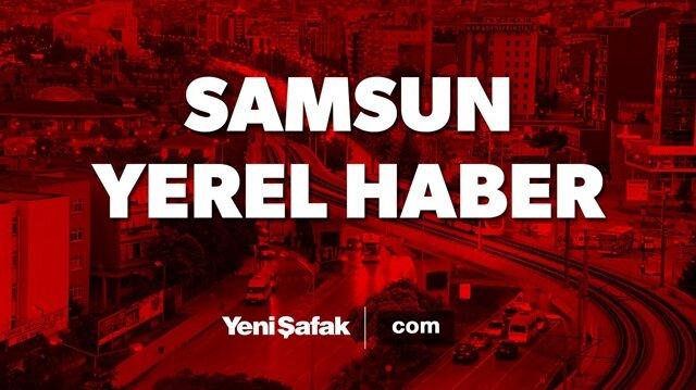 Samsun'un Kavak ilçesinde meydana gelen trafik kazasında bir kişi yaralandı.