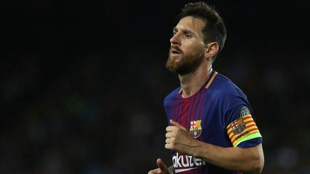 Lionel Messi bu sezon çıktığı 6 maçta 8 gole imzasını atarken 1 de asist yaptı.