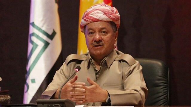 Irak Kürt Bölgesel Yönetimi Lideri Barzani