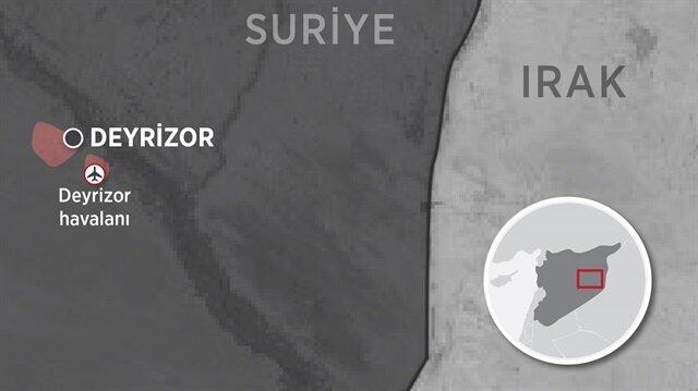 Terör örgütü DEAŞ, Deyrizor merkezini ikiye böldü