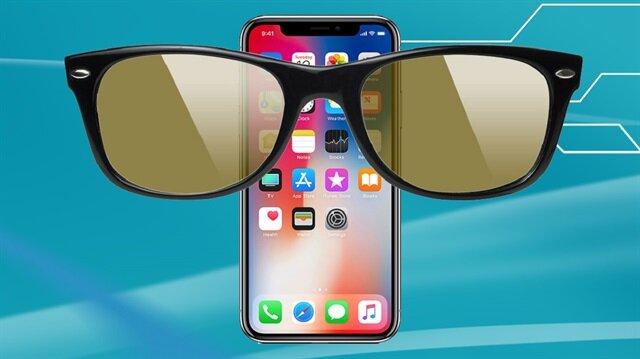 FaceID güneş gözlüğü ile çalışacak mı?