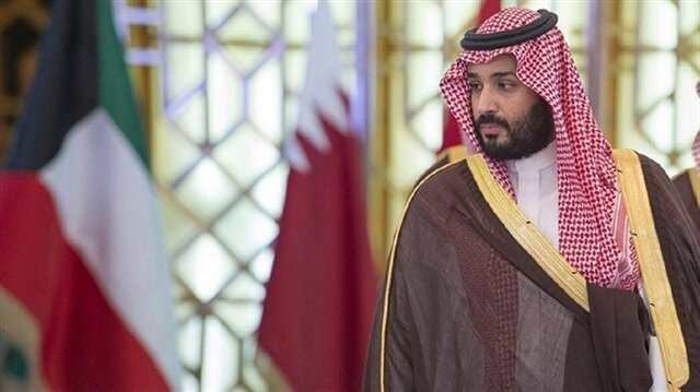 Crown Prince Mohammed