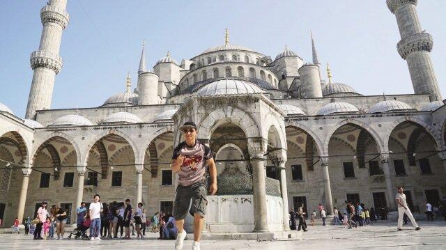 Türkiye'yi lezzetinden yakaladım