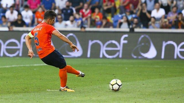 Emre Belözoğlu, son 5 sezonda kullandığı 17 penaltı atışının 16'sını gole çevirdi.