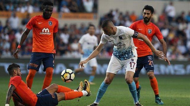 Trabzon kaçtı<br>Başakşehir yakaladı