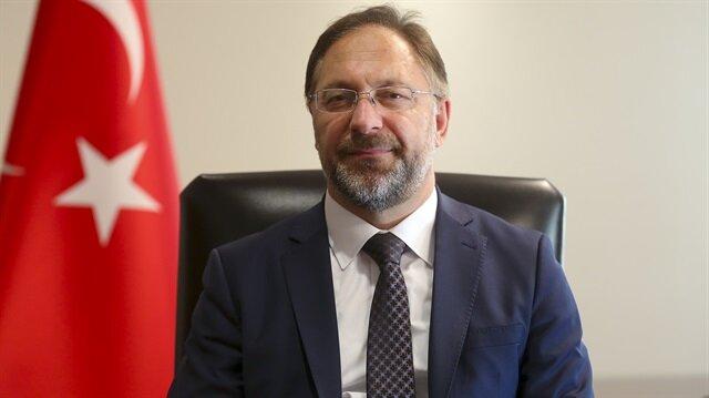Prof. Dr. Ali Erbaş, yeni Diyanet İşleri Başkanı oldu.