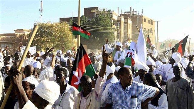 Sudan'da yaşanan iç savaşta ülke ikiye bölünmüştü.