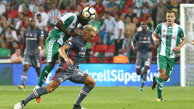Beşiktaş Konyaspor maçı 18 Eylül saat 20.00'de oynanacak.