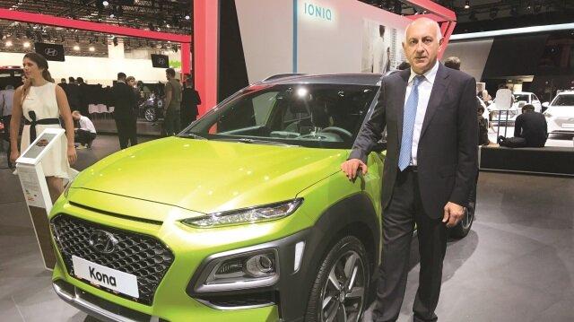 Hyundai Assan Yönetim Kurulu Başkanı Ali Kibar