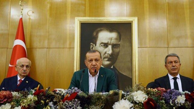 Cumhurbaşkanı Erdoğan'dan TEOG kalkacak mı sorusuna net yanıt geldi.