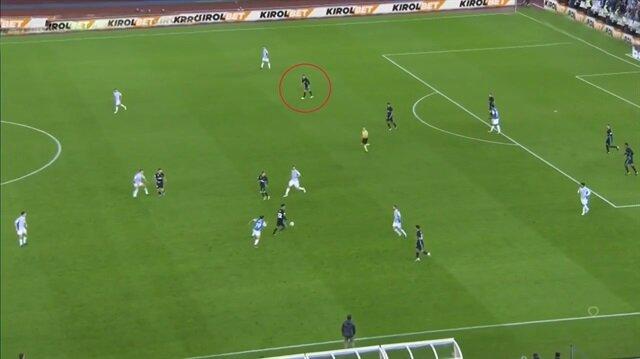 Bale'den akılalmaz depar ve gol