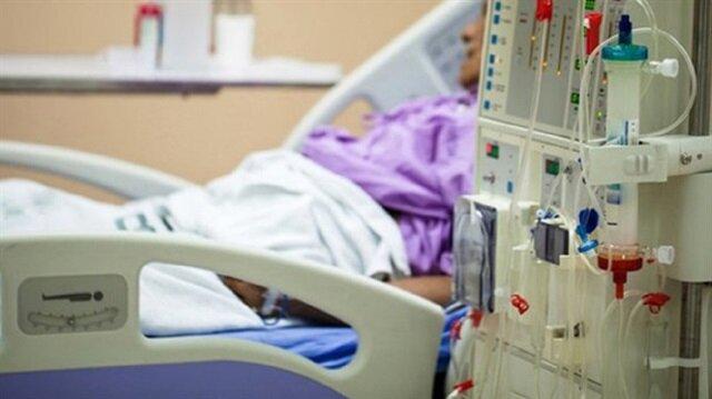 Makineye bağlı hastaların elektrik masrafı devletten