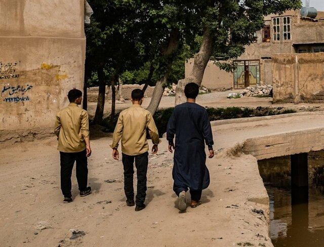 İran'da mülteci faciası