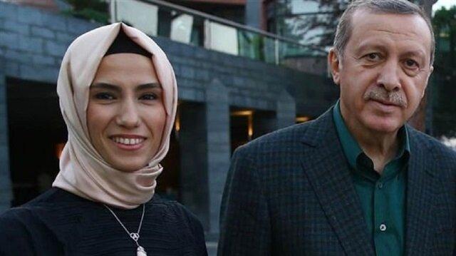 Sümeyye Erdoğan'ın kızına Aybüke isminin verilmesinin  nedeni