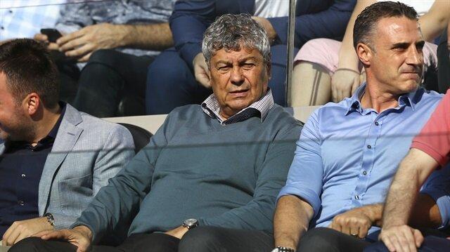 Lucescu'yu <br>etkileyen iki Türk!