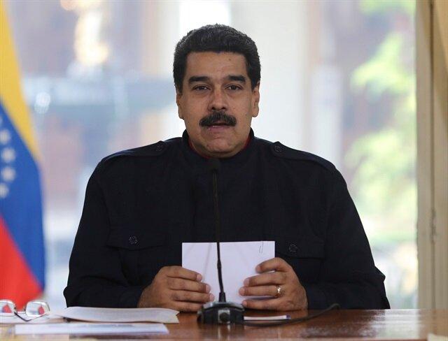 Maduro'dan Trump'a: Yeni Hitler