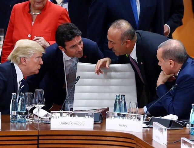 Erdoğan ABD basınına konuştu: Trump'la konuşacağım