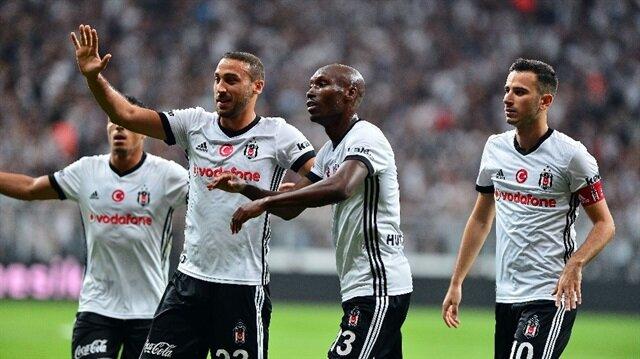 'Beşiktaş parçalar'