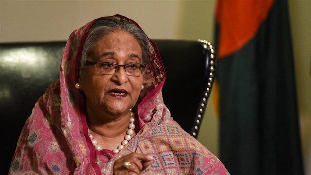 Bangladeş Başbakanı Hasina: Batı Arakan'ın acısını hisssetmiyor