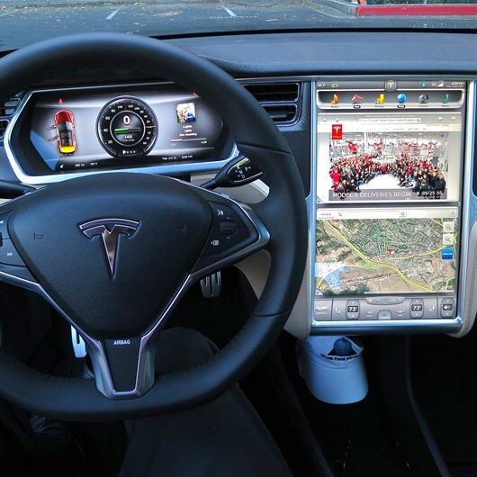 Tesla sürücüsüz otomobillerin işlemcisi AMD'den