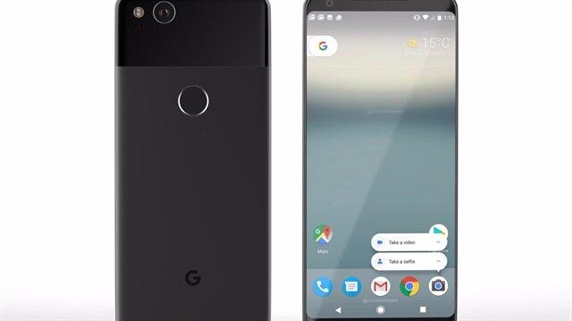 Google Pixel 2'nin üretimi için HTC ile anlaştığını duyurmuştu.